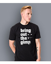Pulp Fiction - Bring out the gimp T-shirt męski Czarny S