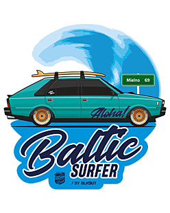 Baltic Surfer - 355672
