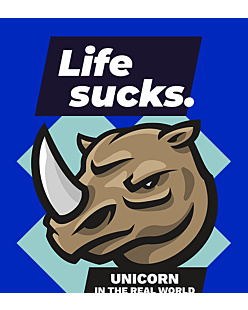 Life Sucks - Unicorn