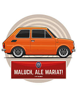 Maluch ale Wariat - 355746