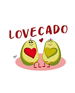 Lovecado - Torba