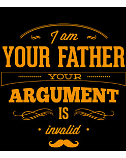 I'm your Father argument