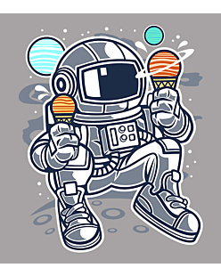 Astronaut Ice Cream+