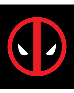 Deadpool Mask - Top Damski