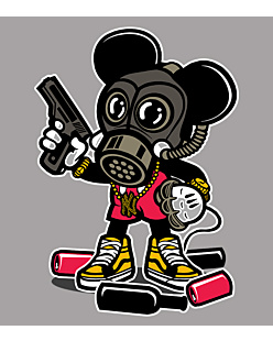 Gangsta Mouse+