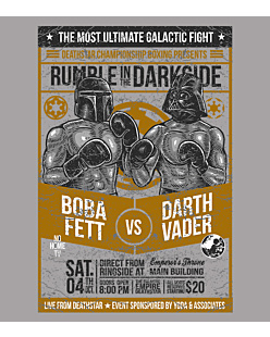 Rumble in the Darkside+