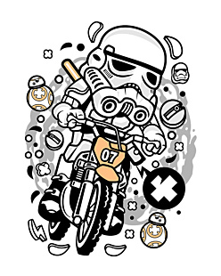Trooper Motocross+