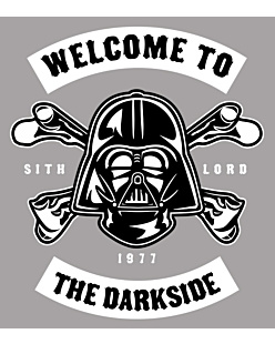 Welcome to the darkside+