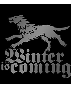 GRA O TRON - WINTER IS COMING GK