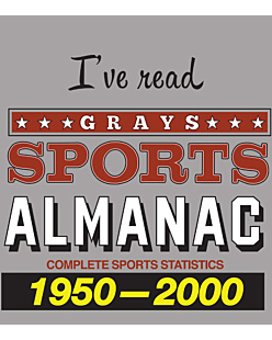 I've read Grays Almanac