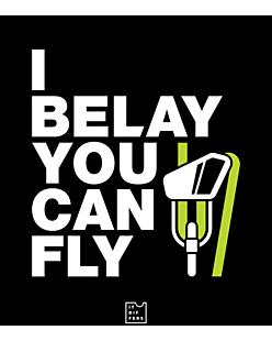 I Belay You Can Fly
