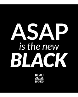 ASAP is the new BLACK