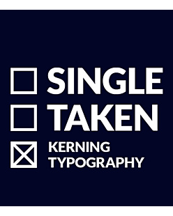 Kerning Typography