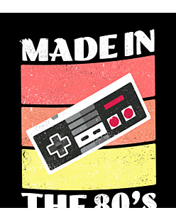 Nintendo - made in the 80's