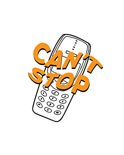 Can't stop phone
