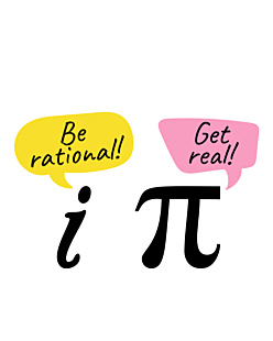Be rational get real