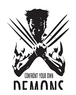 Wolverine - Confront Your Own Demons