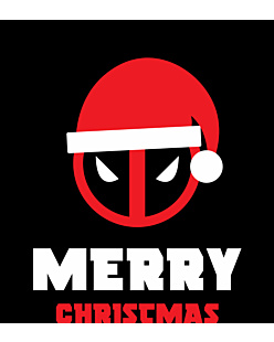 Deadpool Merry Christmas