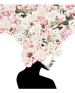 Flower Head - Akcesoria Fullprint