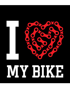 I love my bike KSZ