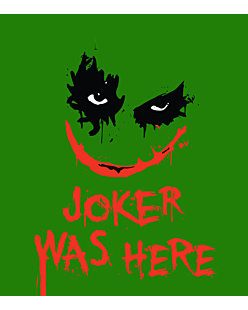 Joker was Here