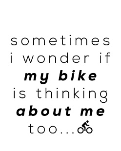 My bike about me