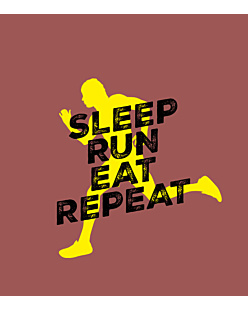 Sleep Run Eat Repeat