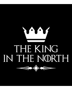 Gra o Tron - THE KING IN THE NORTH