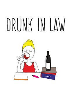 Drunk in Law - Blondynka