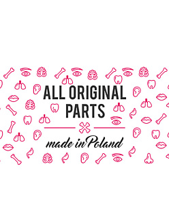 All original parts made in Poland