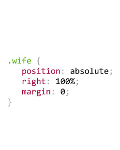Wife CSS