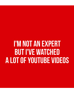 A lot of  YouTube Videos