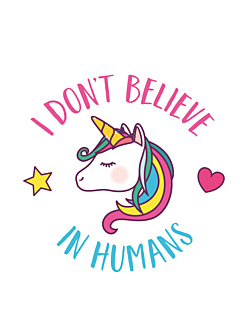 Unicorn - I don't believe
