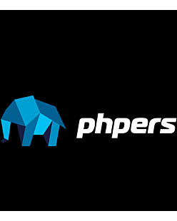 Phpers logo male