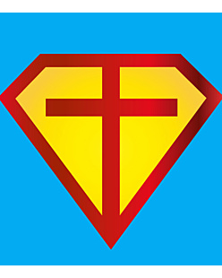 Super hero cross