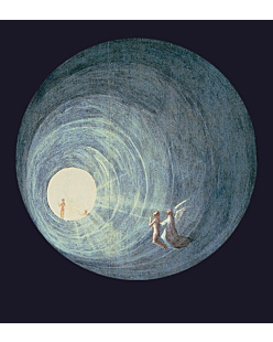 Hieronymus Bosch - Ascent of the Blessed