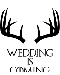 Gra o Tron - WEDDING IS COMING