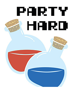 Party Hard Potions