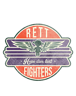 Rett Fighters- Hope dies last