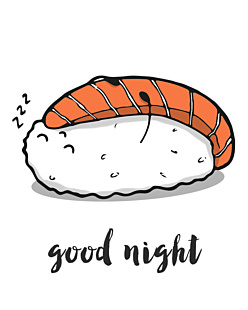 Good Night Sushi