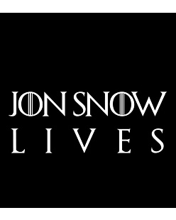 GRA O TRON - Jon Snow Lives
