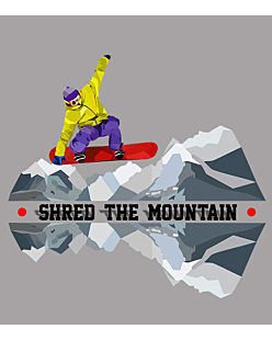 Shred the Mountain