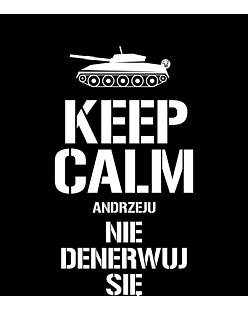Keep Calm Andrzeju