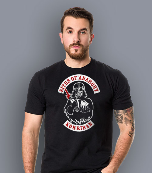 Siths of Anarchy - Vader