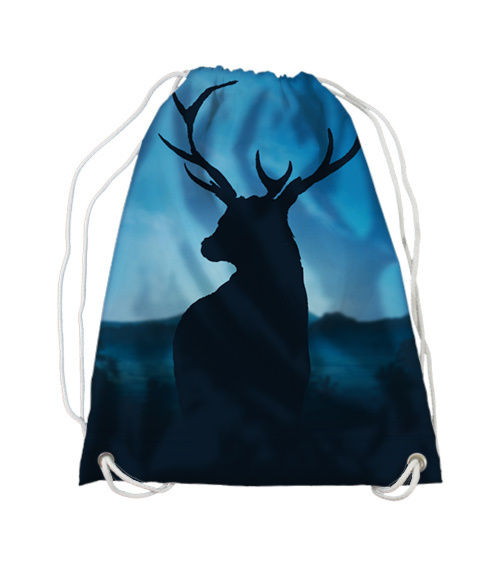 Night Deer - Akcesoria Fullprint