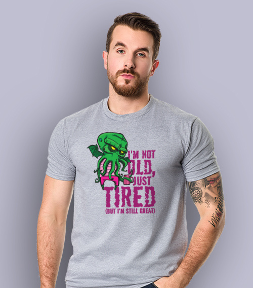 Cthulhu - Just tired