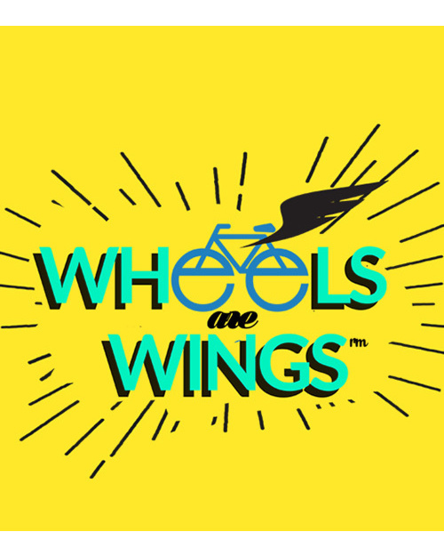 Wheels are Wings