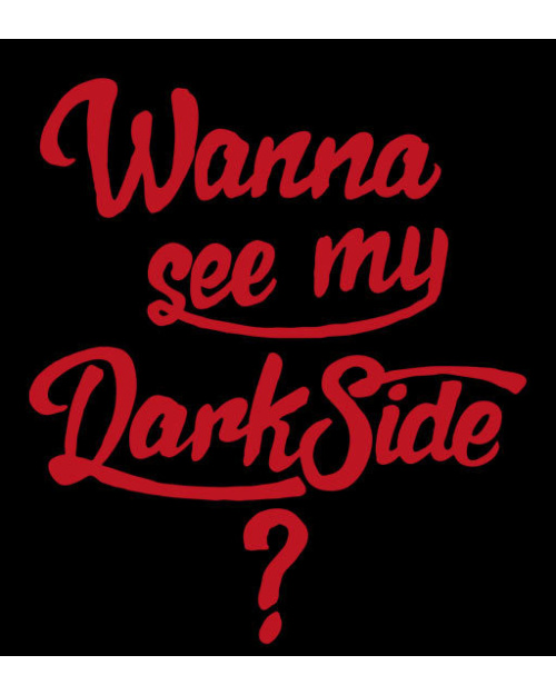 Gwiezdne wojny - Wanna see my Dark Side