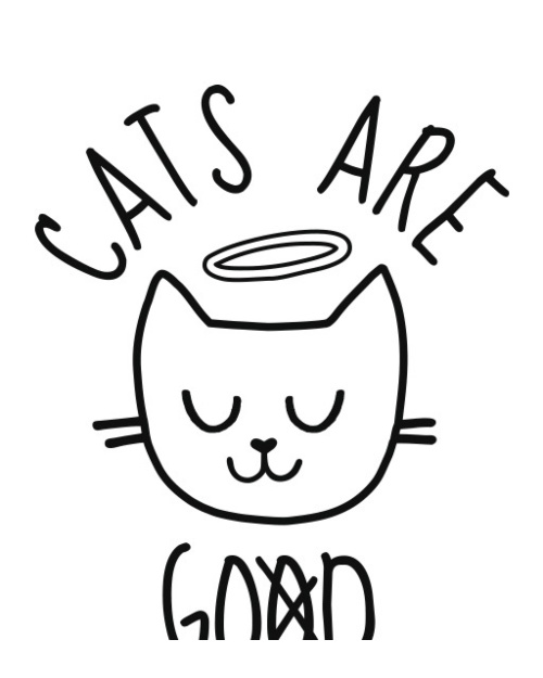 Cats are Good