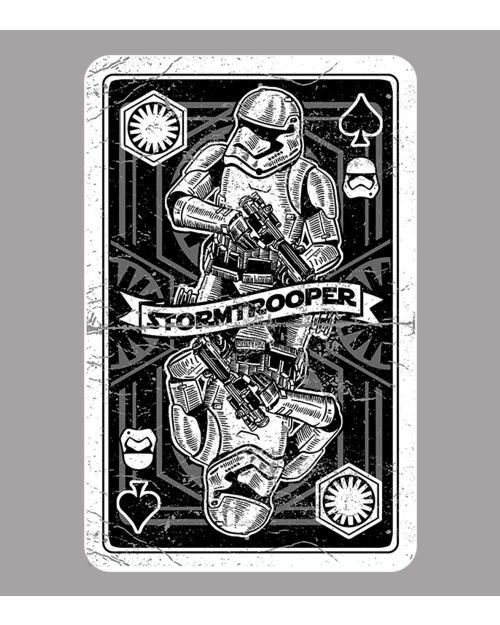 Stormtrooper Playing Card+